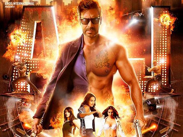 Ajay Devgn,Salman Khan,Action Jackson