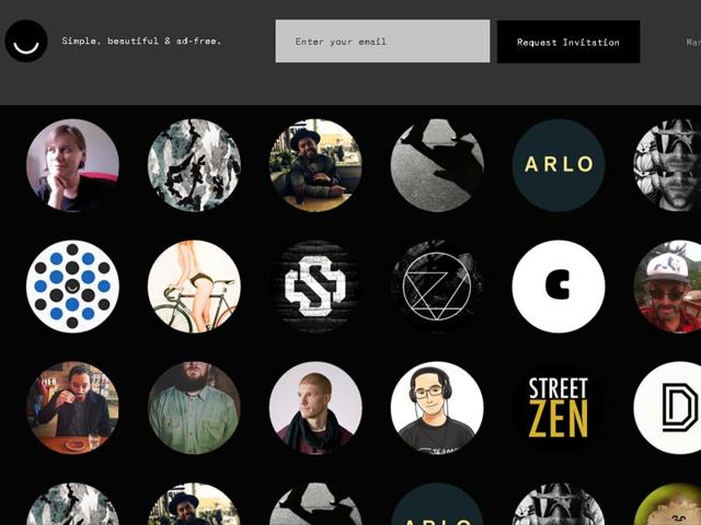 Ello,website,social network