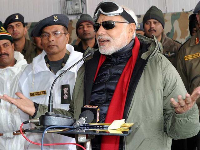 Narendra Modi,Siachen,Modi Siachen visit