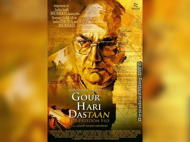 Gour Hari Dastaan - The Freedom File
