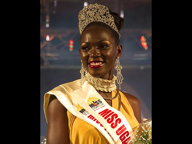 Miss Uganda,Beauty pageant,Leah Kalanguka