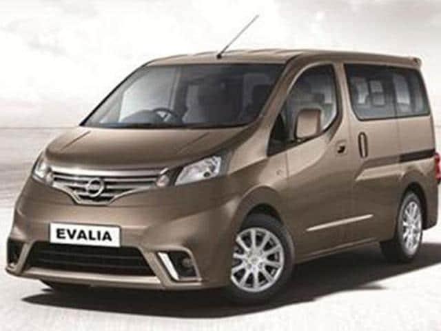 Nissan-launches-Evalia-Special-Variant