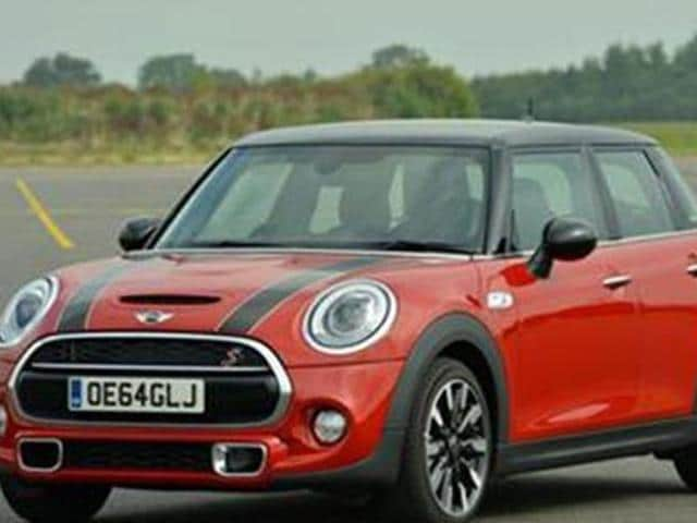 Mini-to-launch-new-hatchback-in-November