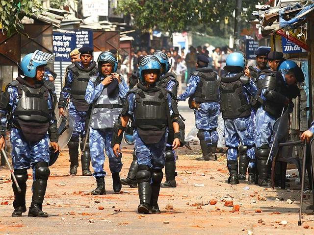 Trilokpuri riots,Delhi Police,ministry of home affairs