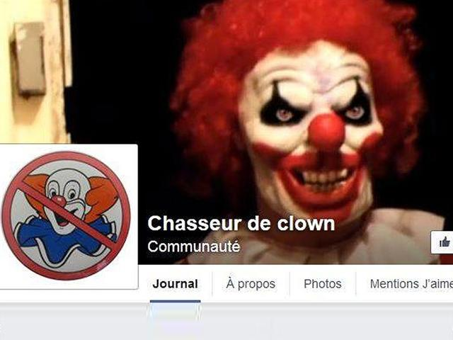 clowns,france clown menace,terrorising clowns
