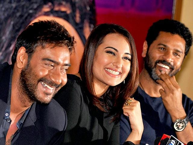 Action Jackson review: This one is strictly for Ajay Devgn fans