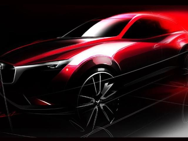 Mazda-has-published-the-first-official-image-of-the-new-Mazda-CX-3-ahead-of-the-LA-Auto-Show-Photo-AFP