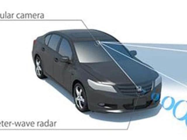honda,driver-assistive system,new driver assist system