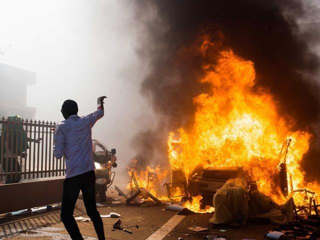 Burkina Faso,military coup