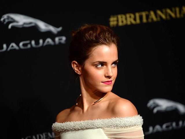 Emma Watson,Emma Watson award,Emma Watson britannia award