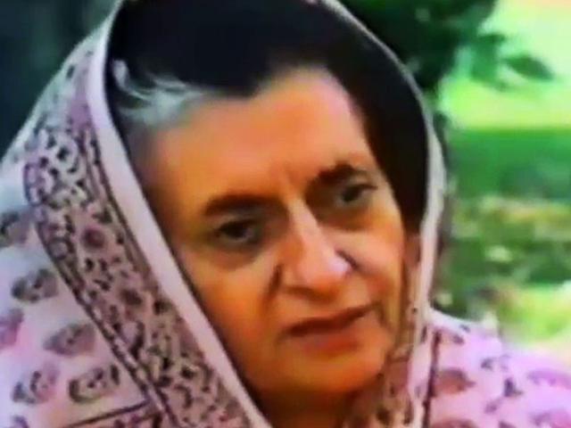 Indira Gandhi considered strikes on Pak's nuke sites: CIA