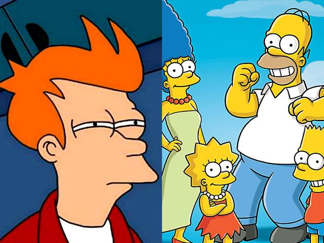 Futurama-and-The-Simpsons-to-see-crossover
