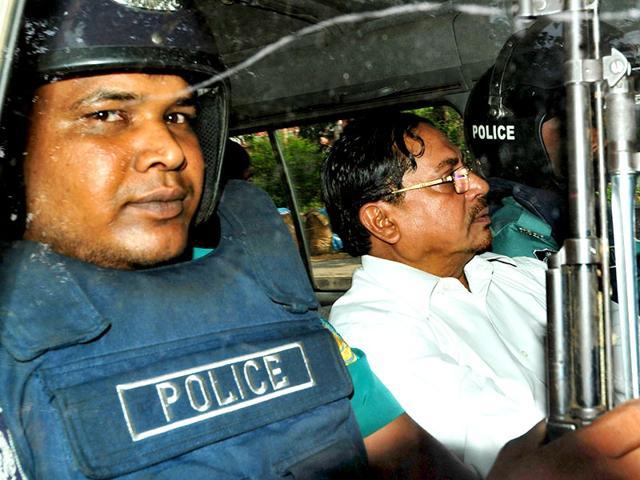 Bangladesh,death sentence,Mohammad Kamaruzzaman