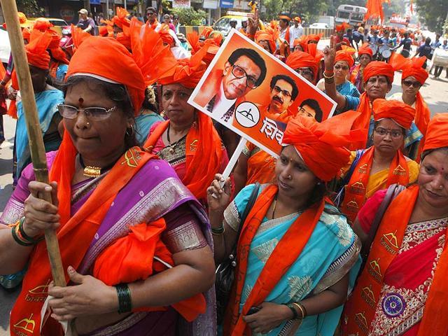 Shiv Sena,BJP,Maharashtra
