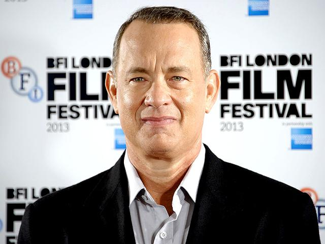 Tom-Hanks-has-a-book-deal-for-a-collection-of-stories-inspired-in-part-by-his-personal-collection-of-typewriters-The-Oscar-winning-actor-has-an-agreement-with-Alfred-A-Knopf-the-publisher-Photo-AP