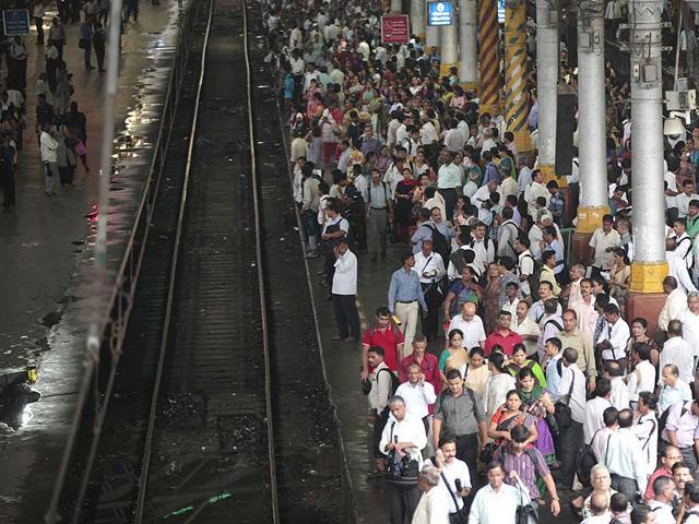 Mumbai suburban railway,Mumbai Railway Vikas Corporation,MRVC