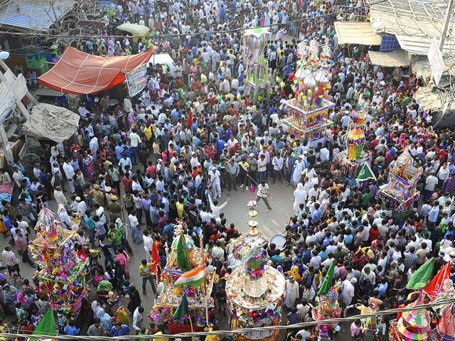 Muharram,Bhilwara,Rajasthan