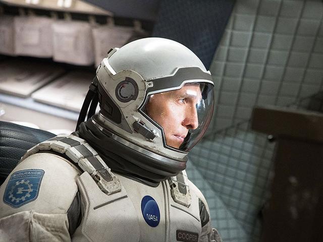 Interstellar-review