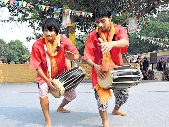 north east festival,nef,north east festival delhi