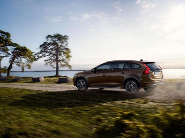 Volvo,volvo suv,V60 Cross Country