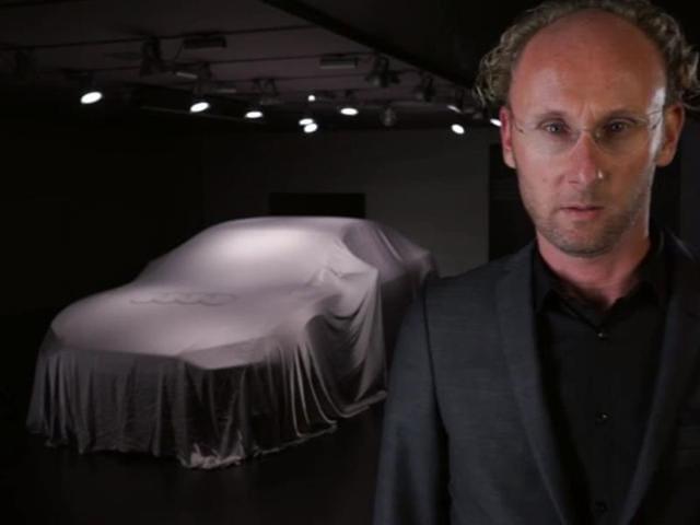 Die neue Audi-Designsprache teaser video,Audi-Designsprache,Audi teases A9 concept