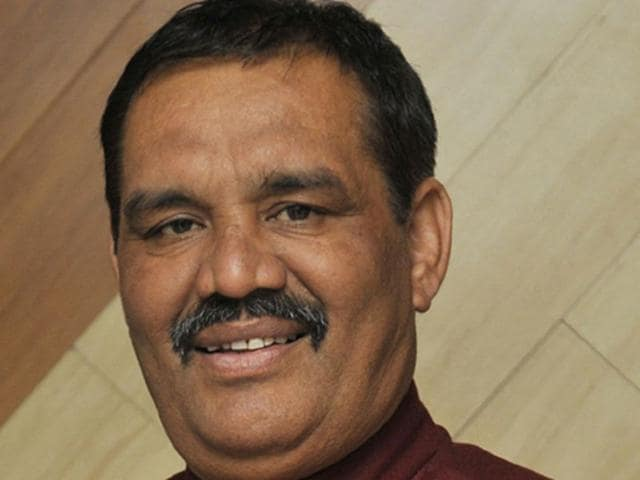 Jalandhar,Union minister of state for social justice and empowerment,Vijay Sampla