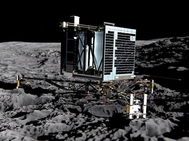 Rosetta,comet,Philae