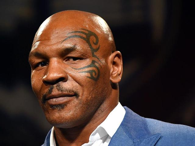 Former-boxing-champion-Mike-Tyson-AFP