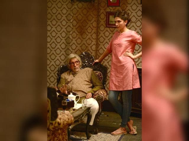 Piku,Deepika Padukone