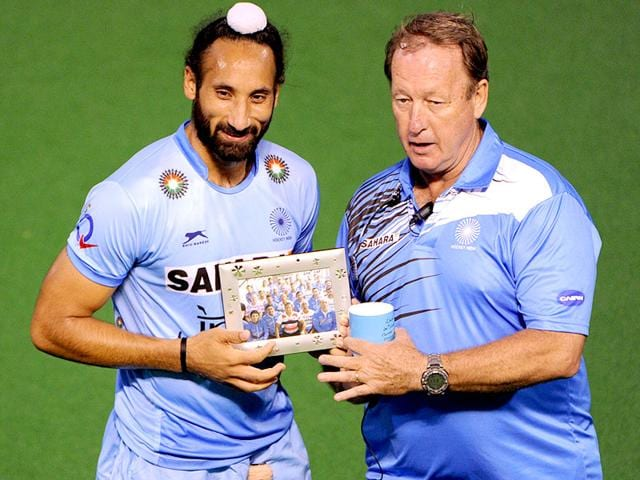 Hockey: India stun world champions Australia 3-1 to record historic series win