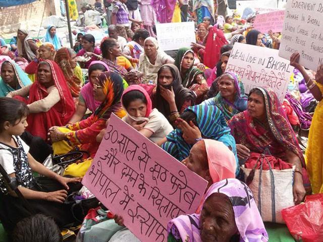Delhi,Bhopal gas tragedy,Jantar Mantar
