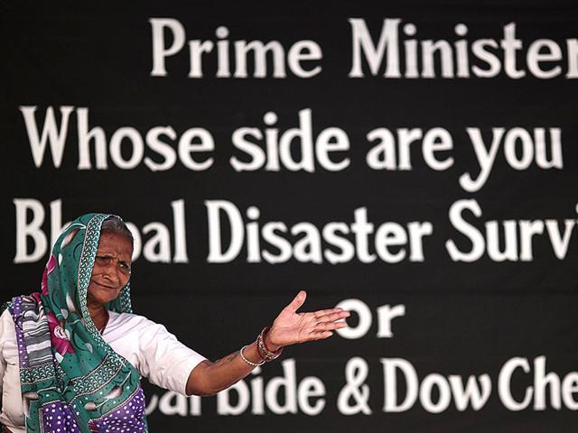 Ananth Kumar,Bhopal gas tragedy,Bhopal