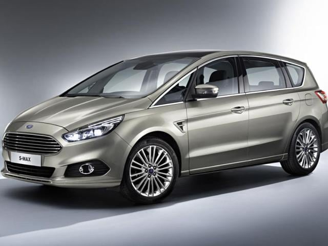 Ford,S-Max,Ford S-Max