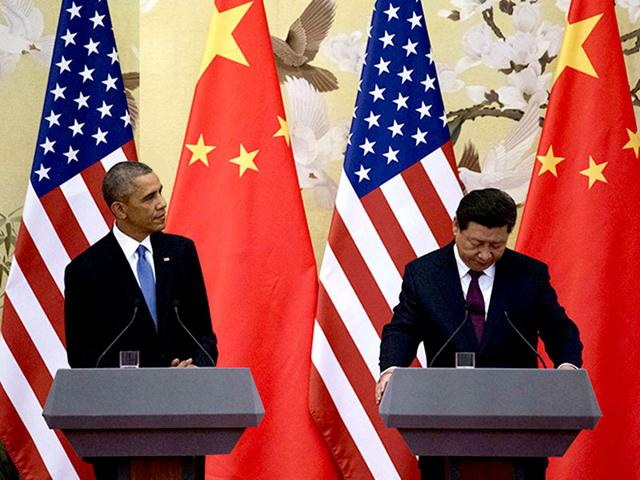 China-s-President-Xi-Jinping-and-US-President-Barack-Obama-during-a-press-conference-at-the-Great-Hall-of-the-People-in-Beijing-AFP-Photo