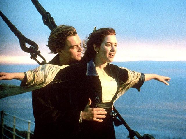 Titanic: As one half of the star-crossed lovers in this saga, DiCaprio went skittering into the top tier of stardom.