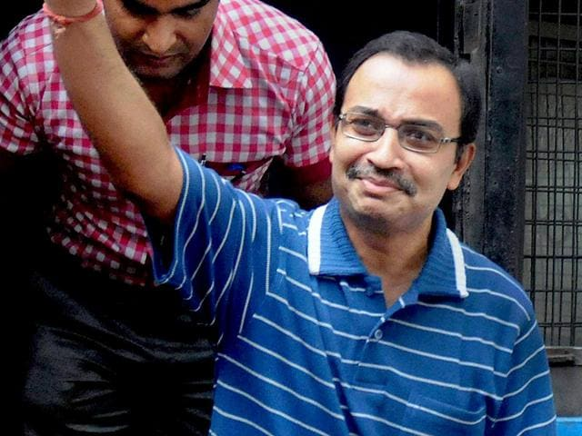 Saradha scam,Kunal Ghosh attempts suicide,Kunal Ghosh