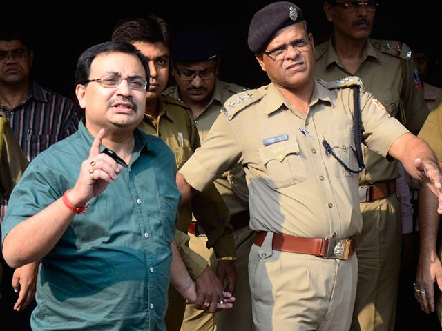 kolkata,Presidency jail,Kunal Ghosh