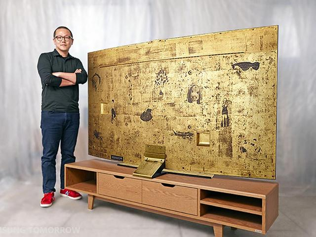 Ottchil,UHD TV,Eric Chang