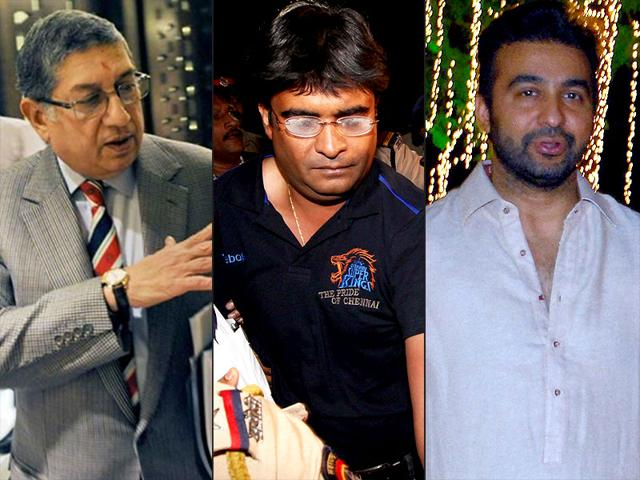 IPL betting,IPL spot-fixing case,Gurunath Meiyappan
