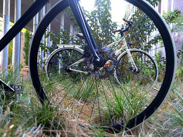 The latest must-have luxury item: Designer bikes