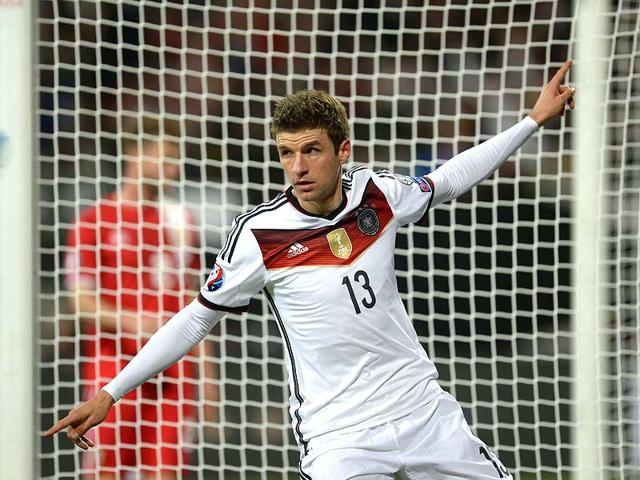 Thomas Mueller,Germany,Euro 2016