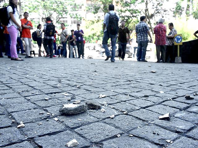 Earthquake hits Indonesia,Tsunami alert,Molucca Sea