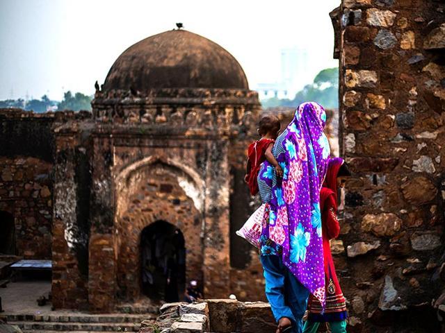 Djinn,Delhi,Dargah