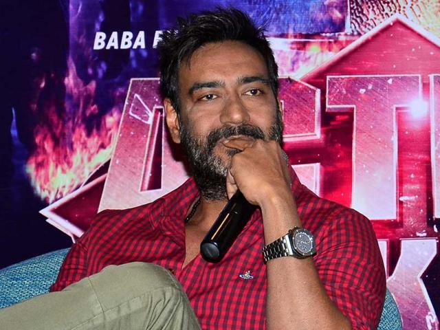 There is a dearth of good scripts: Ajay Devgn