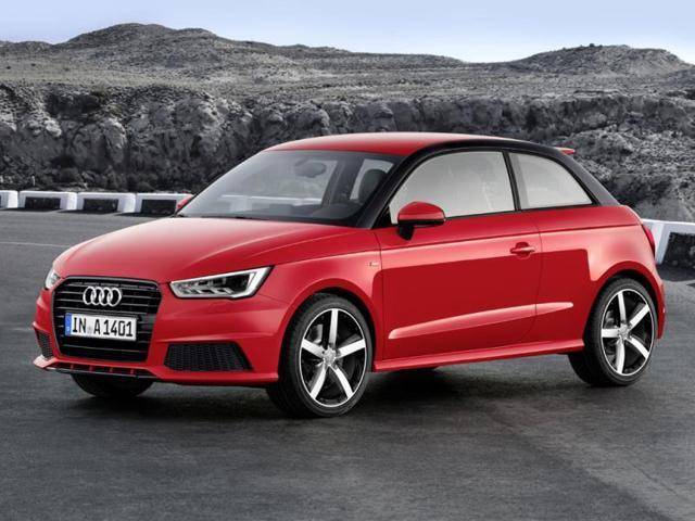 Audi A1 gets a frugal facelift,new A1 models,new 90bhp