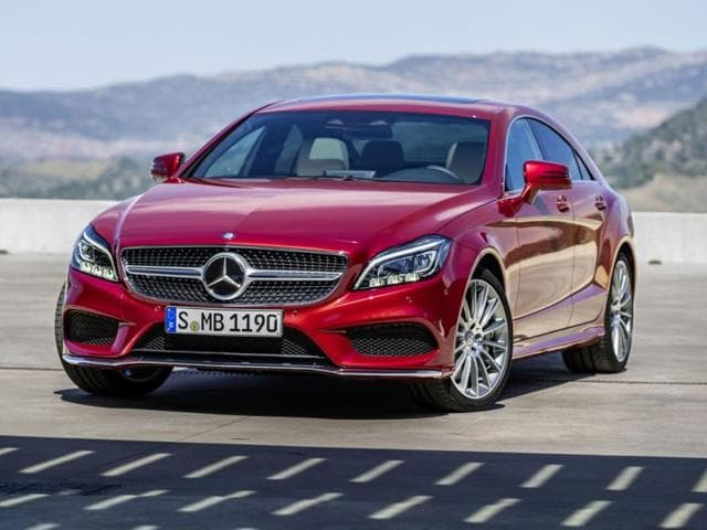 Mercedes-Benz-whose-CLS-is-pictured-here-topped-the-luxury-automotive-brand-satisfaction-list-Photo-AFP