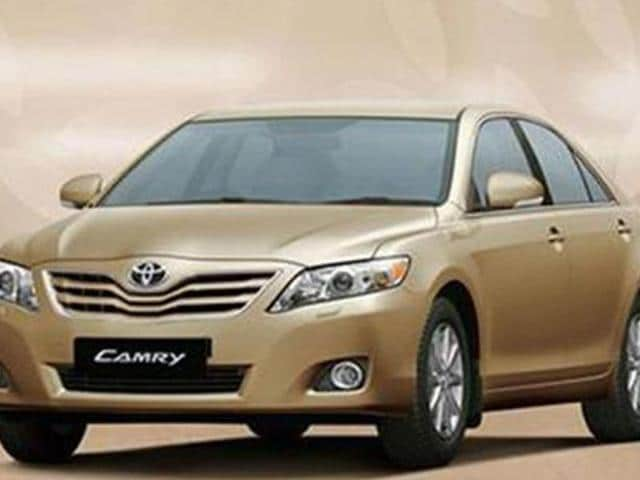Toyota-recalls-Camry-in-India