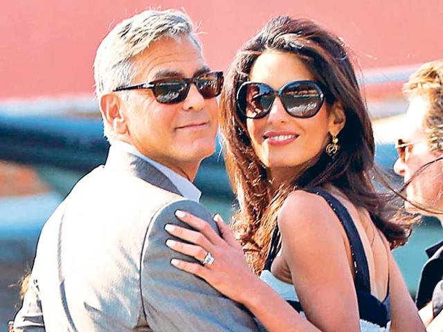 When in Italy: Do not disturb Amal, George Clooney or you'll be fined
