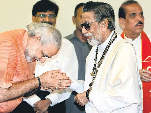 Bal Thackeray Was One Of The NDA Leaders