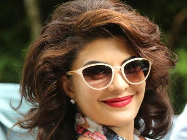 Jacqueline will not be able to celebrate her birthday with her family, as she will be visiting the Border Security Force's Chhawla camp in Delhi for the promotion of her film Brothers. (IANS photo)